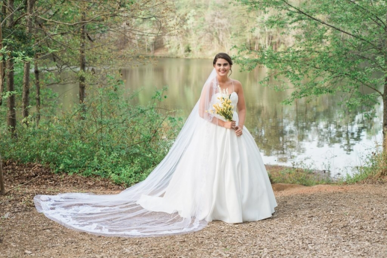 Chattanooga Wedding Photographer Bridal Portrait