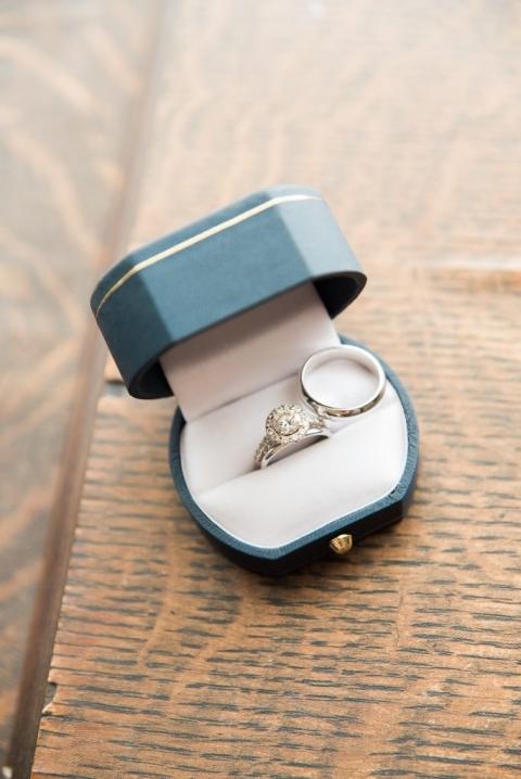 Wedding Detail Ring Photography
