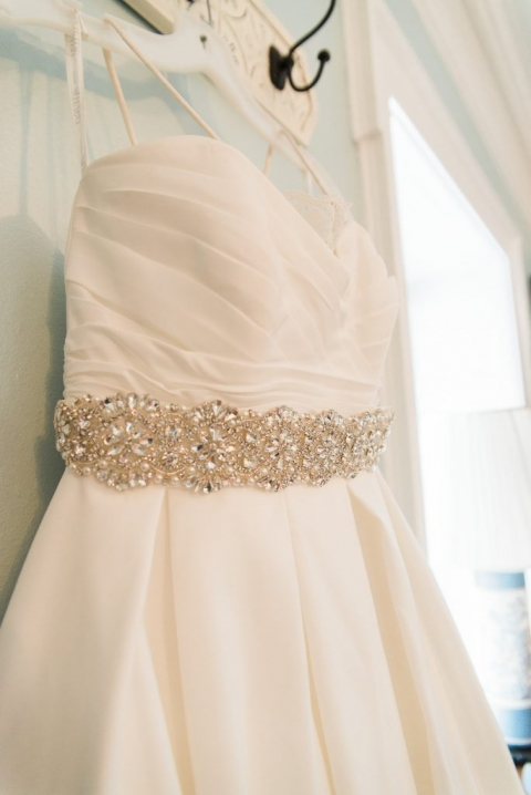 Wedding Detail Gown Photography